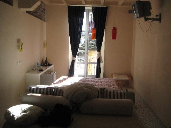 Hotel Aracoeli: La camera 704