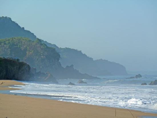 Sayulita, Meksyk: Playa Patzcuaro- secluded paradise
