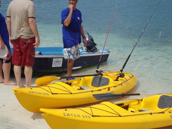 Spice Kayaking Fishing & Eco Tours