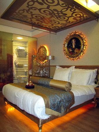 Hotel Sultania: Habitación Fátima