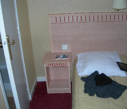 Hotel Gerando: The bed