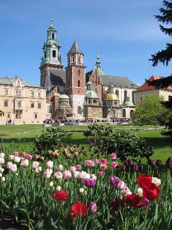 クラクフ, ポーランド, ヴァヴェル城