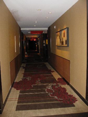 Mandarin Oriental, Las Vegas: Hallway