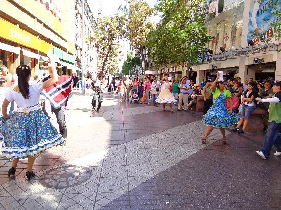 Plaza de Armas: .