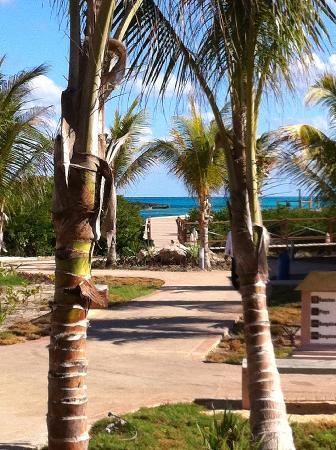 Melia Buenavista: Accès plage