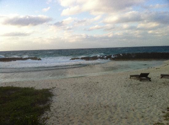 Melia Buenavista: 2e plage