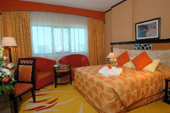 Al Jawhara Gardens Hotel: Executive Room