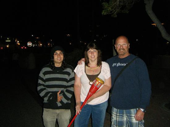 Catalina Island Ghost Tour