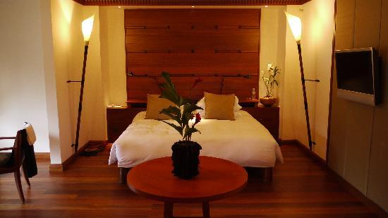 The Datai Langkawi: end suite bedroom