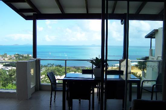 Whitsunday Reflections: view from kitchen living