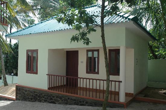 Private cottages