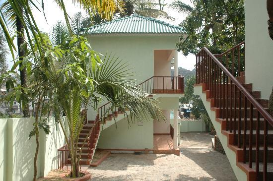 Private cottages: Two