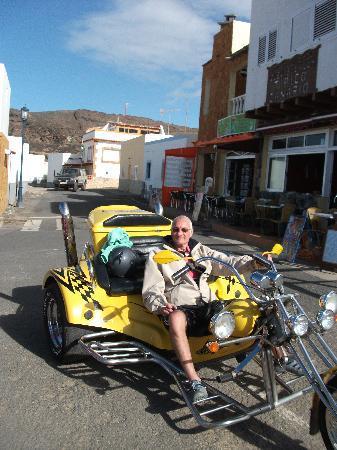 Caleta de Fuste, España: The Born Again Biker