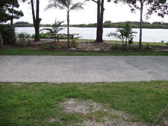 Yamba, Australia: our backyard for 2 weeks