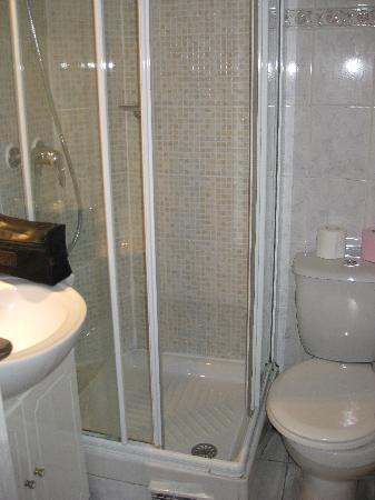 Hippodrome Hotel: la salle de bain