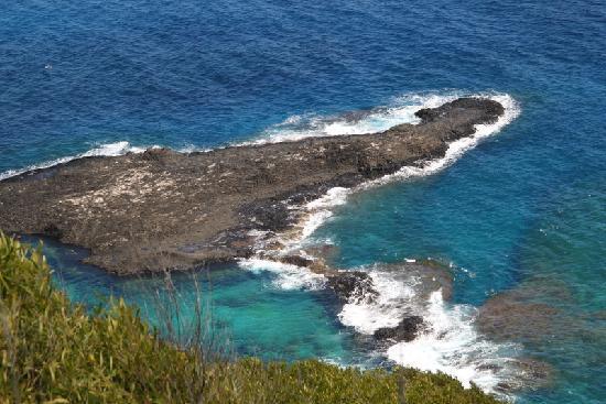 Isole Norfolk, Australia: West Coast swimming spot