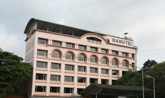 Nanutel Margao Hotel: front view of nanutel hotel
