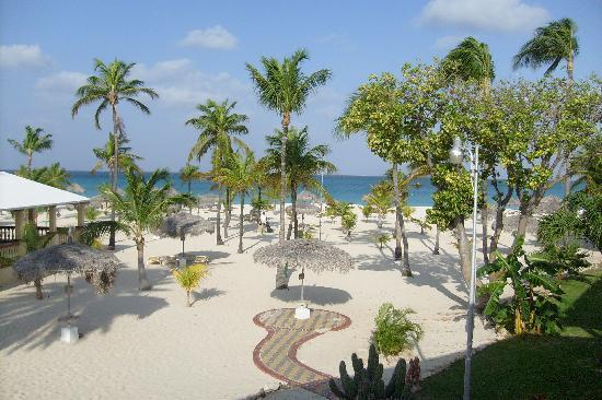 Manchebo Beach Picture Of Resort Spa