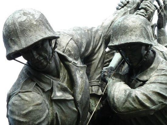 Arlington, VA: Iwo Jima Marine Corps Memori