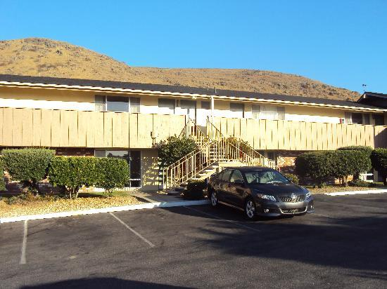 Vagabond Inn San Luis Obispo: le motel