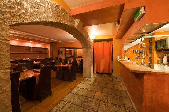 GARIKO Lounge Bar Restaurant : Le restaurant