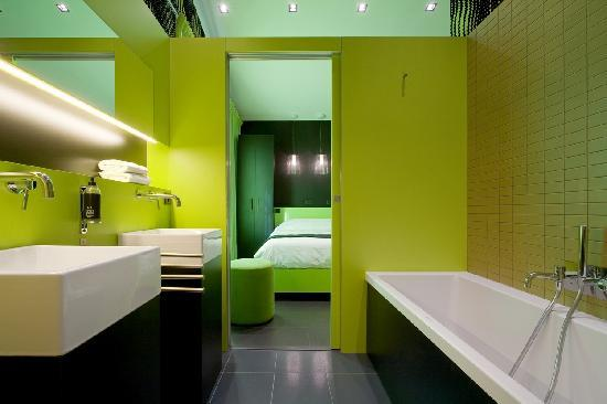 Hotel Montmorency : Chambre