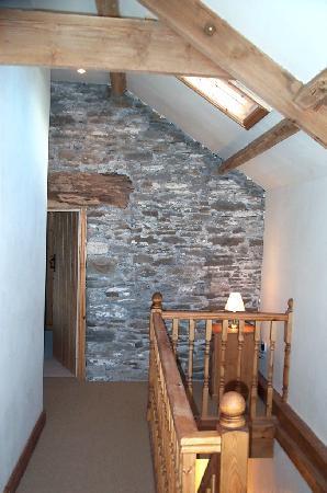 Cilhendre Fawr Farm Cottages: Landing
