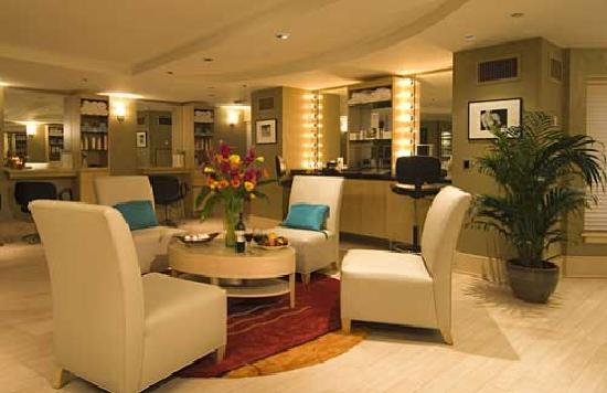 Woodcliff Hotel and Spa: Spa Elan and Studio Elan ~ Pamper Yourself