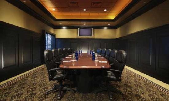 Woodcliff Hotel and Spa: Business is made easy