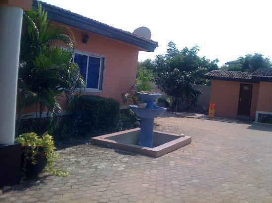 Ada, Ghana: Fountain