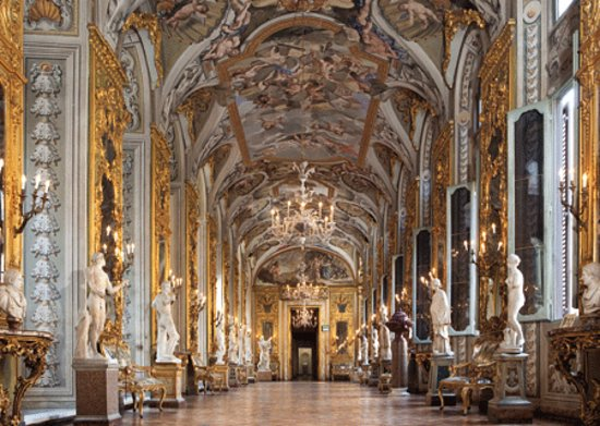 Provided by: Palazzo Doria Pamphilj