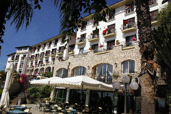 Hotel Ariston: The hotel