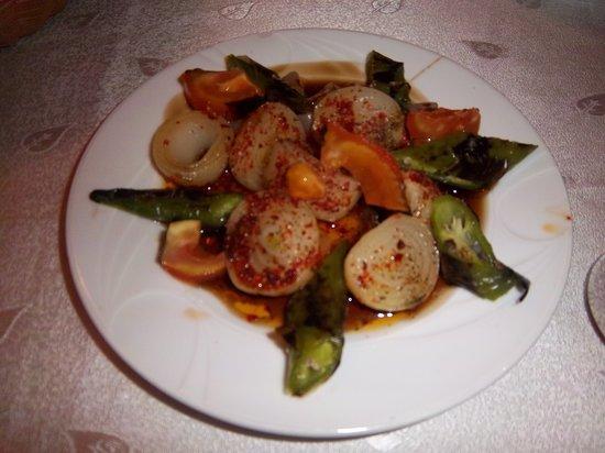 Kosk Konya Mutfagi: Sogan Salatasi - my favorite