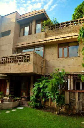 Jorbagh BnB: Exterior view