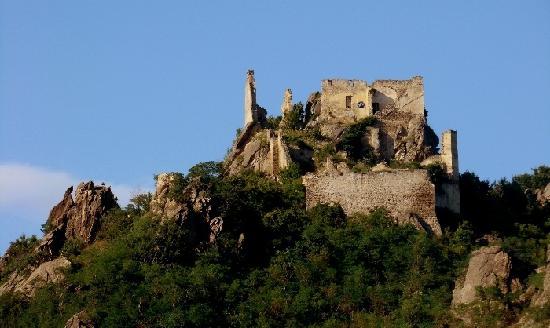 Dürnstein, النمسا: Das Zentrum mittelalterlicher Kriminalität