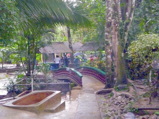 El Valle de Anton, Panamá: Entrance