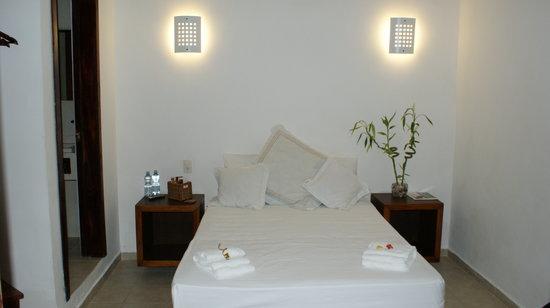 Hotel Latino: notre chambre