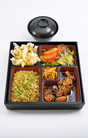 Ichiban: Bento Box (almuerzos ejecutivos)