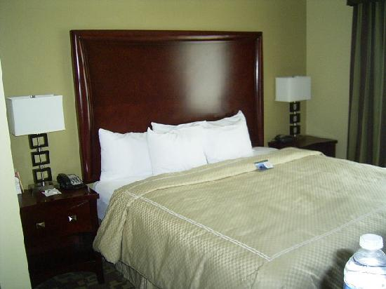 Comfort Suites Near Northeast Mall: Bed