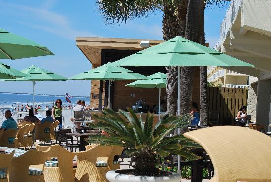 Blu Restaurant Bar Folly Beach Sc