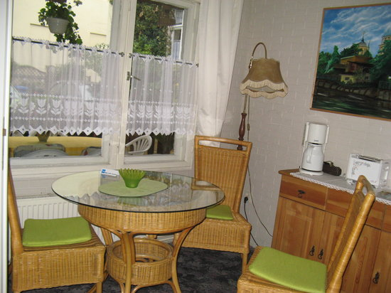 Pension Sanssouci Holidays