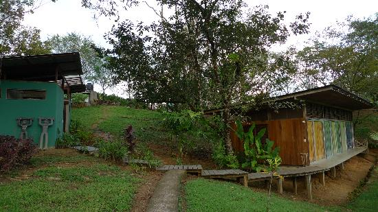 Finca Maresia: our rooms (2 rooms share 2 bathrooms)