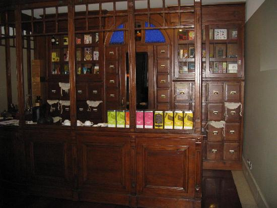 Heritage Avenida Liberdade Hotel : Make your own tea