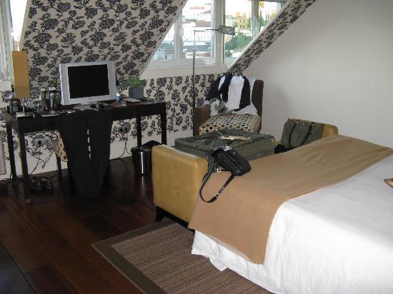 Heritage Avenida Liberdade Hotel : Room