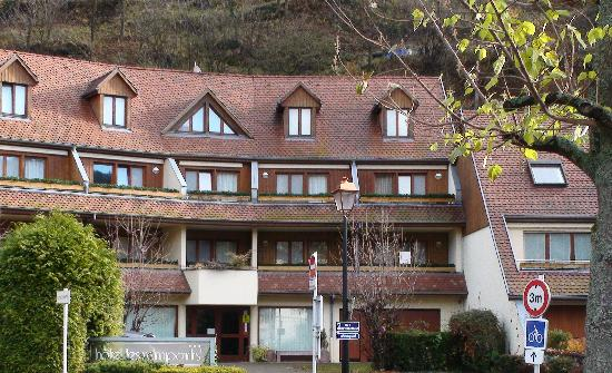 logis hotel les remparts prices reviews kaysersberg