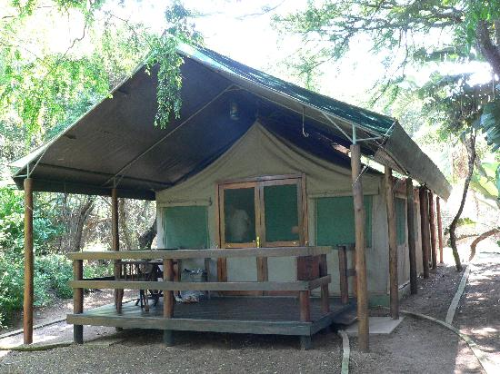 Falaza Game Park & Spa : Luxury Tent