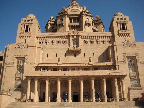 Umaid Bhawan Palace Jodhpur: Outstanding architecture