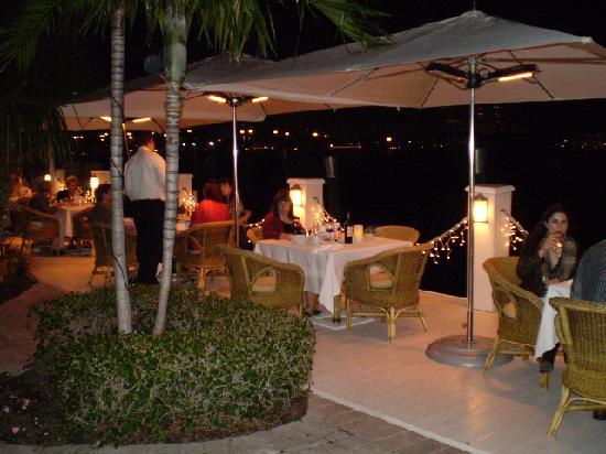 garden pillars. The Pillars Hotel Fort Lauderdale: Restaurant - Secret Garden