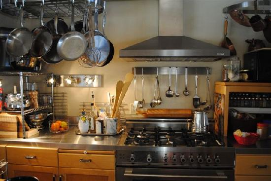 Montana Sky Lodge: State Of The Art Kitchen