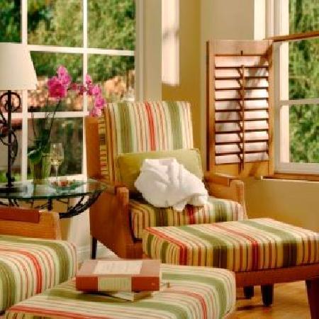 Rancho Bernardo Inn: The Spa Lounge